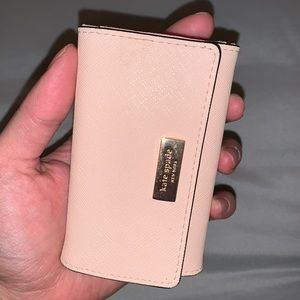 KATE SPADE MINI KEY FOLDABLE WALLET